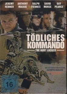 Tödliches Kommando - The Hurt Locker (Steelbook) (2008) [Gebraucht - Zustand (Sehr Gut)]