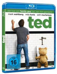 Ted (inkl. Digital Copy) (2012) [Blu-ray]