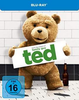 Ted (Limited Steelbook) (2012) [Blu-ray] [Gebraucht - Zustand (Sehr Gut)]