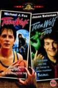 Teen Wolf / Teen Wolf 2 (2 DVDs) [UK Import mit dt. Ton]