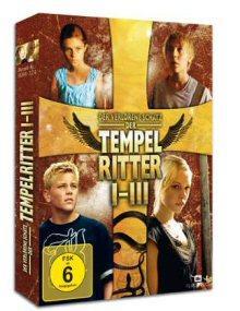 Der verlorene Schatz der Tempelritter - Die Trilogie (3 DVDs)