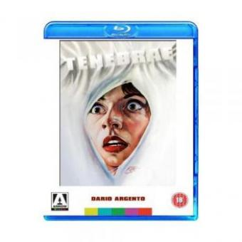 Tenebre (1982) [FSK 18] [UK Import] [Blu-ray]