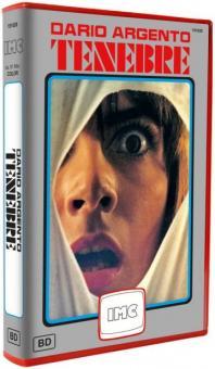 Tenebre (Limited IMC Red Box, Vol. 20) (1982) [FSK 18] [Blu-ray]