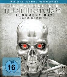 Terminator 2 (Special Edition) (1991) [Blu-ray]