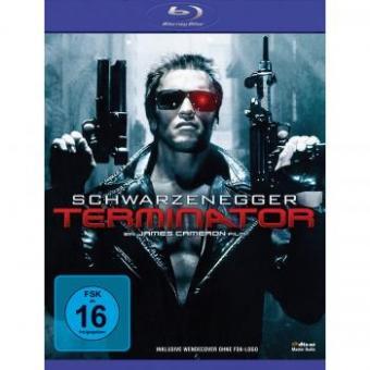 Terminator (Ungeschnittene Fassung) (1984) [Blu-ray]