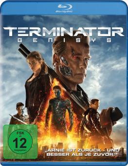 Terminator: Genisys (2015) [Blu-ray]