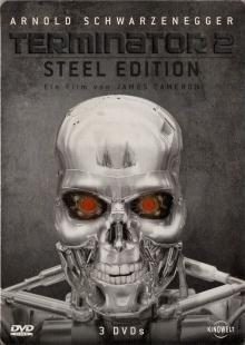 Terminator 2 (Steel Edition, 3 DVDs) (1991)