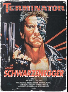 Terminator (Limited VHS-Tape Edition) (1984) [Blu-ray]