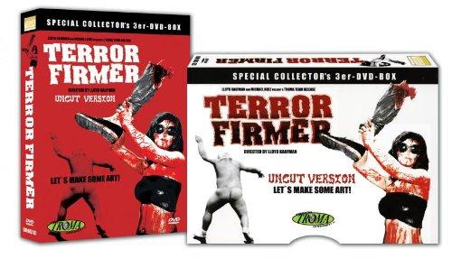 Terror Firmer (Special Collectors Edtion, 3 DVDs) (1999) [FSK 18] [Gebraucht - Zustand (Sehr Gut)]