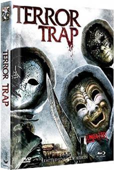 Terror Trap - Motel des Grauens (Uncut Limited Mediabook, Blu-ray+DVD, Cover A) (2010) [FSK 18] [Blu-ray]