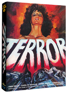 Terror - Killing House (Limited Mediabook, Cover A) (1978) [Blu-ray]