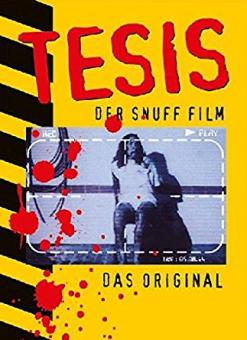 Tesis - Der Snuff Film (Limited Mediabook, Blu-ray+2 DVDs+CD, Cover A) (1996) [Blu-ray]