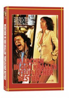 Mädchen in den Krallen teuflischer Bestien (Limited Mediabook, Blu-ray+DVD, Cover A) (1975) [FSK 18] [Blu-ray]