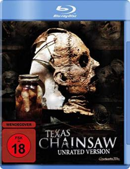 Texas Chainsaw - The Legend Is Back (Uncut) (2013) [FSK 18] [Blu-ray]