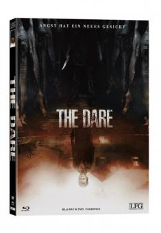 The Dare (Limited Mediabook, Blu-ray+DVD, Cover A) (2019) [FSK 18] [Blu-ray]