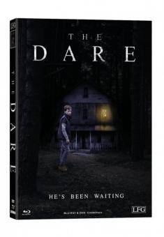 The Dare (Limited Mediabook, Blu-ray+DVD, Cover B) (2019) [FSK 18] [Blu-ray]
