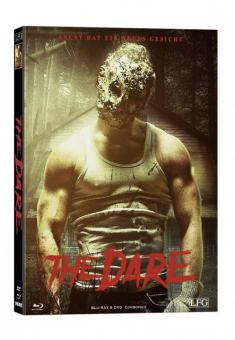 The Dare (Limited Mediabook, Blu-ray+DVD, Cover C) (2019) [FSK 18] [Blu-ray]