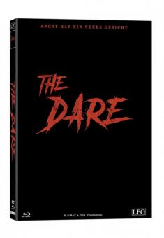 The Dare (Limited Mediabook, Blu-ray+DVD, Cover D) (2019) [FSK 18] [Blu-ray]
