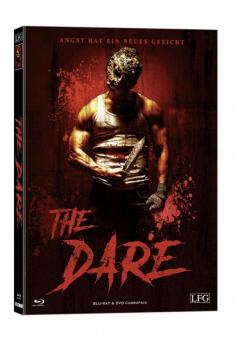 The Dare (Limited Wattiertes Mediabook, Blu-ray+DVD, Cover W) (2019) [FSK 18] [Blu-ray]