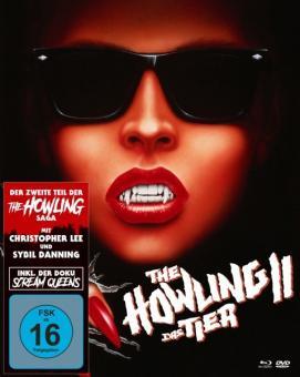The Howling 2 - Das Tier 2 (Limited Mediabook, Blu-ray+DVD) (1985) [Blu-ray]