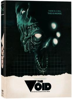The Void (Limited Mediabook, Blu-ray+DVD, Cover A) (2016) [Blu-ray]