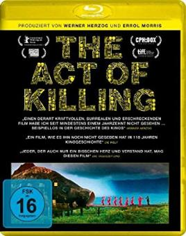 The Act of Killing (OmU) (2012) [Blu-ray]