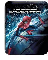 The Amazing Spider-Man (2 Disc, Limited Steelbook) (2012) [Blu-ray]