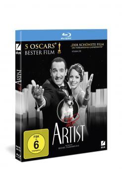 The Artist (2011) [Blu-ray]