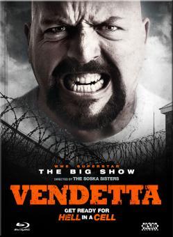 Vendetta (Limited Mediabook, Blu-ray+DVD, Cover C) (2015) [FSK 18] [Blu-ray]