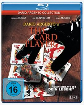 The Card Player (Uncut) (2004) [Blu-ray]