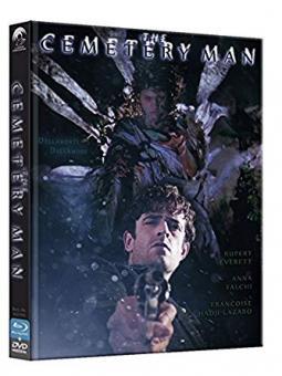 Dellamorte Dellamore (Mediabook, 3DBlu-ray+DVD, Cover A) (1994) [FSK 18] [3D Blu-ray]