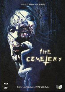 The Cemetery (3 Disc Limited Collector's Edition, Blu-ray+DVD, Cover A) (2011) [Blu-ray]