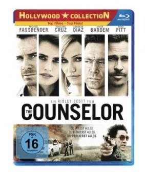 The Counselor (2013) [Blu-ray]
