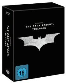 The Dark Knight Trilogy (5 Discs) [Blu-ray]