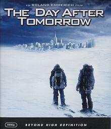The Day After Tomorrow (2004) [Blu-ray]