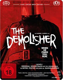 The Demolisher (Limited Uncut FuturePak inkl. CD-Soundtrack) (2015) [FSK 18] [Blu-ray]