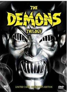 The Demons Trilogy (Limited 3 Disc Collection, Limitiert auf 999 Stück) [FSK 18]
