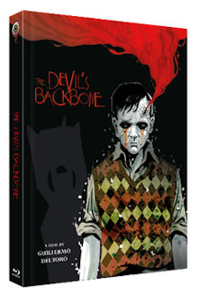 The Devil's Backbone (Limited Mediabook, Blu-ray+2 DVDs, Cover A) (2001) [Blu-ray]