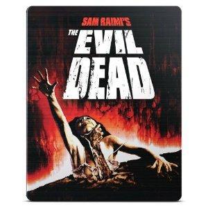 Tanz der Teufel - Evil Dead (Steelbook, Uncut) (1982) [FSK 18] [UK Import] [Blu-ray]