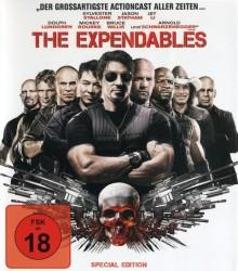 The Expendables (Special Edition) (2010) [FSK 18] [Blu-ray]