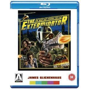 The Exterminator (Uncut) (1980) [FSK 18] [UK Import] [Blu-ray]