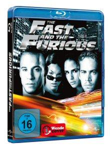 The Fast and the Furious (2001) [Blu-ray]