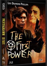 Pentagramm - Die Macht des Bösen (Limited Mediabook, Blu-ray+DVD, Cover C) (1990) [FSK 18] [Blu-ray]