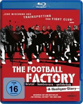 The Football Factory (2004) [Blu-ray]