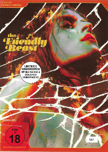 The Friendly Beast (OmU) (Limited Edition, Blu-ray+DVD+CD-Soundtrack) (2017) [FSK 18] [Blu-ray]