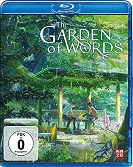 The Garden of Words (2013) [Blu-ray]