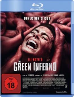 The Green Inferno (Director's Cut) (2013) [FSK 18] [Blu-ray]