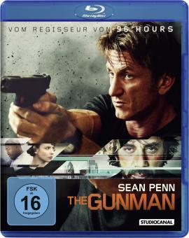The Gunman (2015) [Blu-ray]