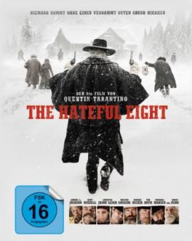 The Hateful 8 (Limited Steelbook) (2015) [Blu-ray]