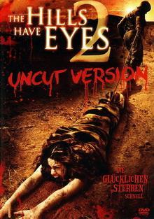 The Hills have Eyes 2 (Uncut Version) (2007) [FSK 18]